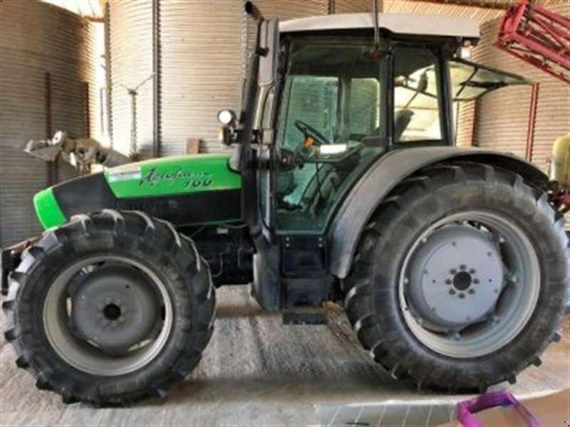 Deutz -fahr Agrofarm 100 - 2007