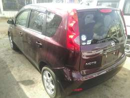 Excellent Nissan Note, year 2009, auto