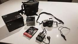 Panasonic Lumix DMC-GX8 Mirrorless Micro Four Thirds Digital Camera