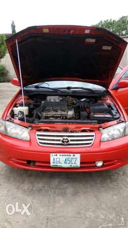 Red V6 Toyota Camry 2002 Droplight For Sale Ojodu O Olx