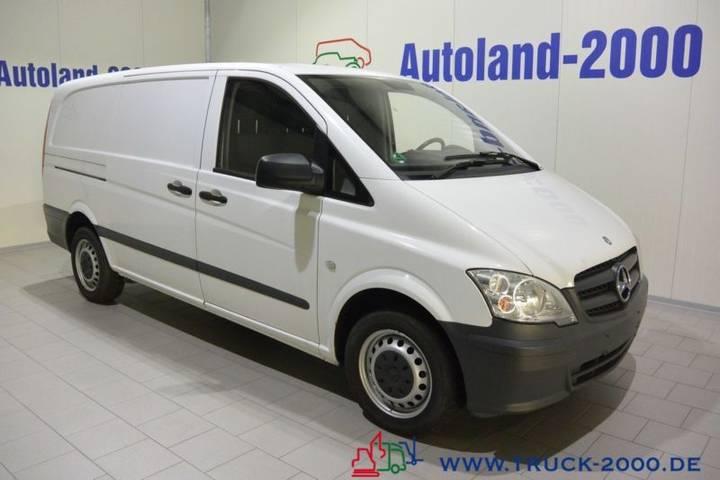 Mercedes-Benz Vito 113 CDI Lang *Worker* 3 Sitzer 88.012 KM - 2013