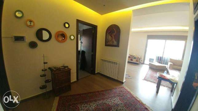 Ballouneh 173m2 - brand new - decorated - apartment for sale - بلونة -  4