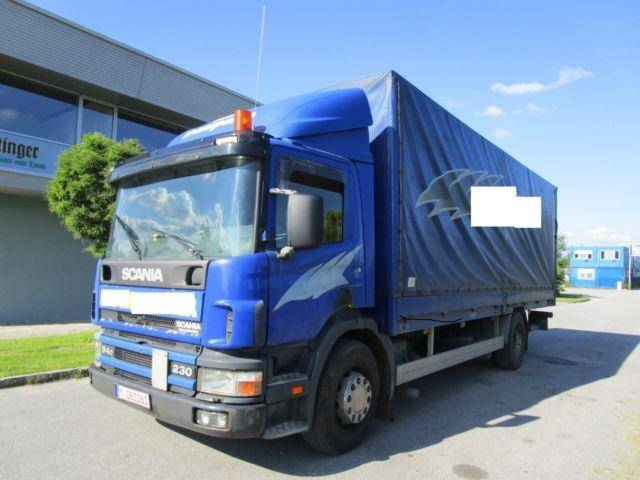 Scania P94 230, 4x2, EURO3 - 2003