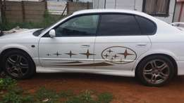 Want to sell my Subaru Legacy.