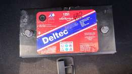 12V Deltec Highcycle Battery Size 680 for sale!!