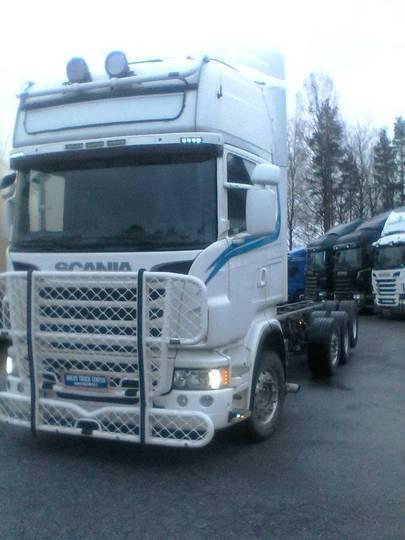 Scania R 560 Lb - 2013