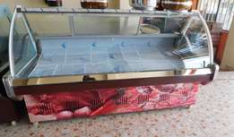 Commecial Meat Display - 1.5M Lengtn