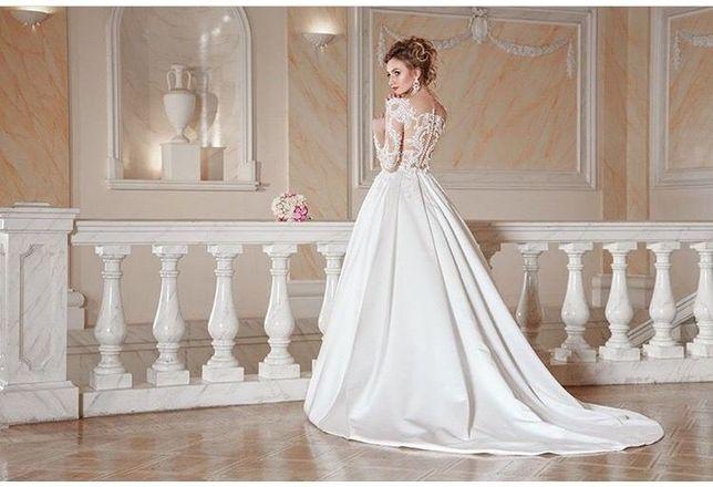Продам свадебное платье из салона Кокос.  550   - Свадебные платья ... 0e082738917