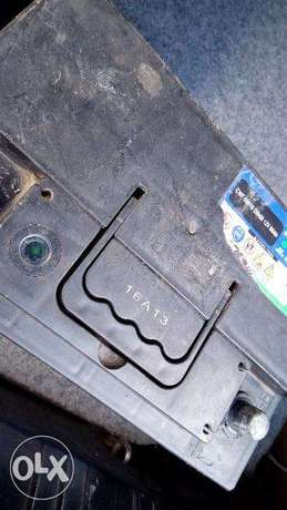Used Voltmaster Car Battery used in good condition for sale. Kilimani - image 3