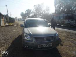 a clean and well maintained toyota premio