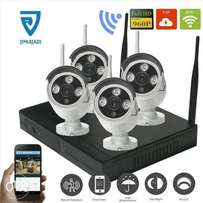 Jimiajadi Wifi Hd CCTV Security Camera