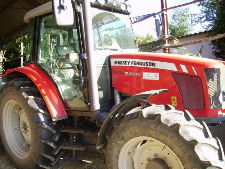 Massey Ferguson 6445 dyna 6 - 2012