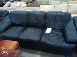 Leather 5 seater