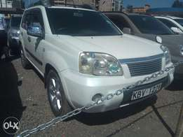 Nissan Xtrail clean fully loaded KBV registration