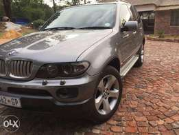 BMW X5 3.0D Auto leather,sunroof,etc accident free.