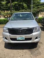 Very clean toyota Hilux in a very good condition