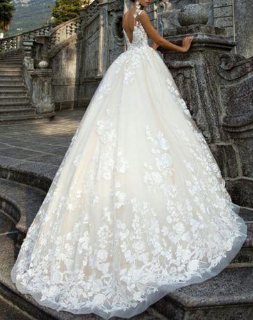 023f4d80c0f75d Свадебное платье Milla Nova модель milena: 20 000 грн. - Свадебные ...