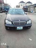 2004 Reg Mercedes Benz.