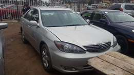 Clean Tokunbo Toyota Camry 2004 XLE