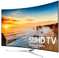 new 65 inch Samsung Smart CURVED TV UHD 4K, Series 7, 65ku7350 cbd sho