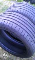 Tyres 4 Perrilli 225/45/Z17 very good cond R1100 all
