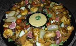 platters for functions. best value in town