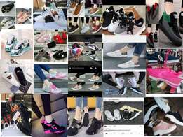 XMAS bumper sales for ladies laced shoes for 8000 naira