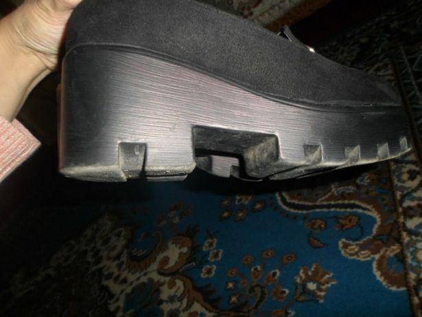 Туфли туфлі балетки на тракторній підошві тракторной подошве Брошнев -  изображение 7 0af3d0b3e462b