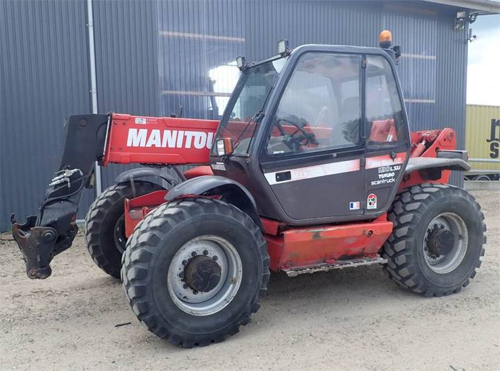 Manitou Mlt 845-120 - 2006