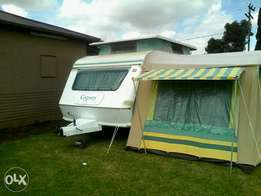 92 Gypsey Caravette 6 for sale