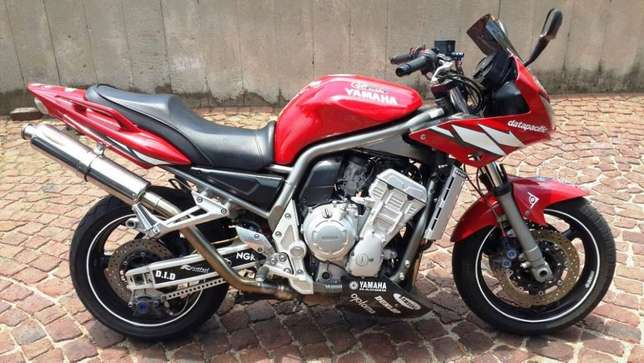 YAMAHA FZS 1000 for sale Delville - image 1