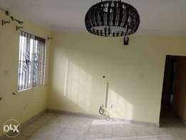 Well finished executive 3 bedroom flat up stairs at ADENIYI Jones