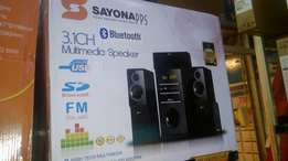 sayona 3.1Ch subwoofer