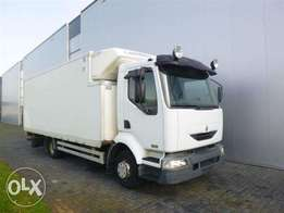 Renault Midlum 12.220 4x2 Euro 3 Manual - To be Imported