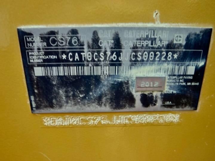 Caterpillar CS76 - 2012 - image 6