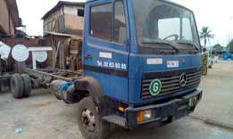 Truck for sale . Benz 817 only buyer should call .