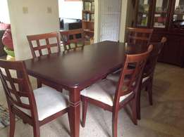 8 Piece Dining Room Set