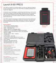 X431 PRO S Automotive diagnostic Tool Latest Model & all Repairs..