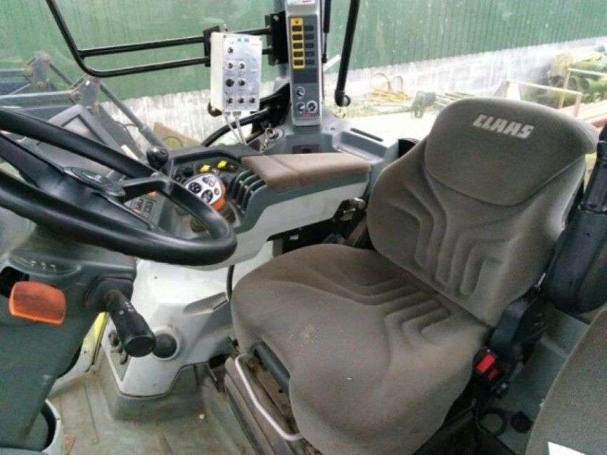 Claas arion 650 - 2015 - image 8