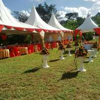Tents and seat for hire