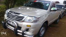 Toyota hilux for quick sale