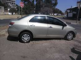 2008 Toyota Yaris T3, Gold in color, Sedan for sale