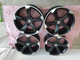 """19"""" RS3 Mag Rims for Sale"""
