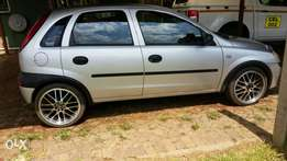 1.7 TDCI Opel Corsa For Sale