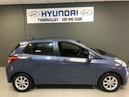 2016 Hyundai Grand I 10 Fluid