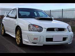 Subaru Impreza WRX STI 6 Speed Manual 15million