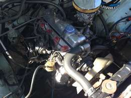 1.3 RWD Toyota Engine and Gearbox