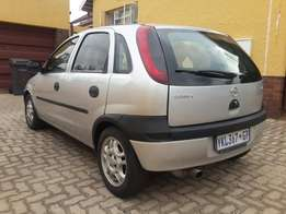 Opel corsa gamma 1.4i for R34.999 start and go