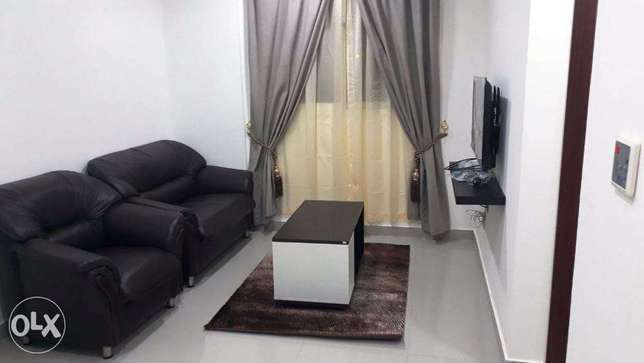 1 bedroom furnished apartment in Abu halifa NEW building