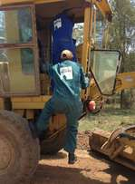Grader and wheelloader for hire at very favorable prices